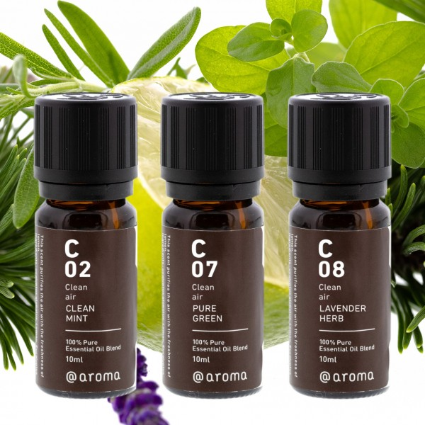 Essential Oil 3er Set PURE AIR
