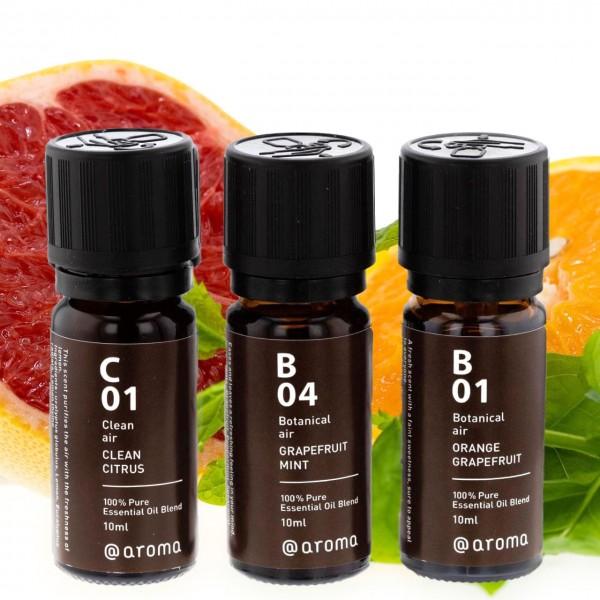 Essential Oil 3er Set MOOD